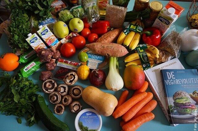 foto de productos de mercado