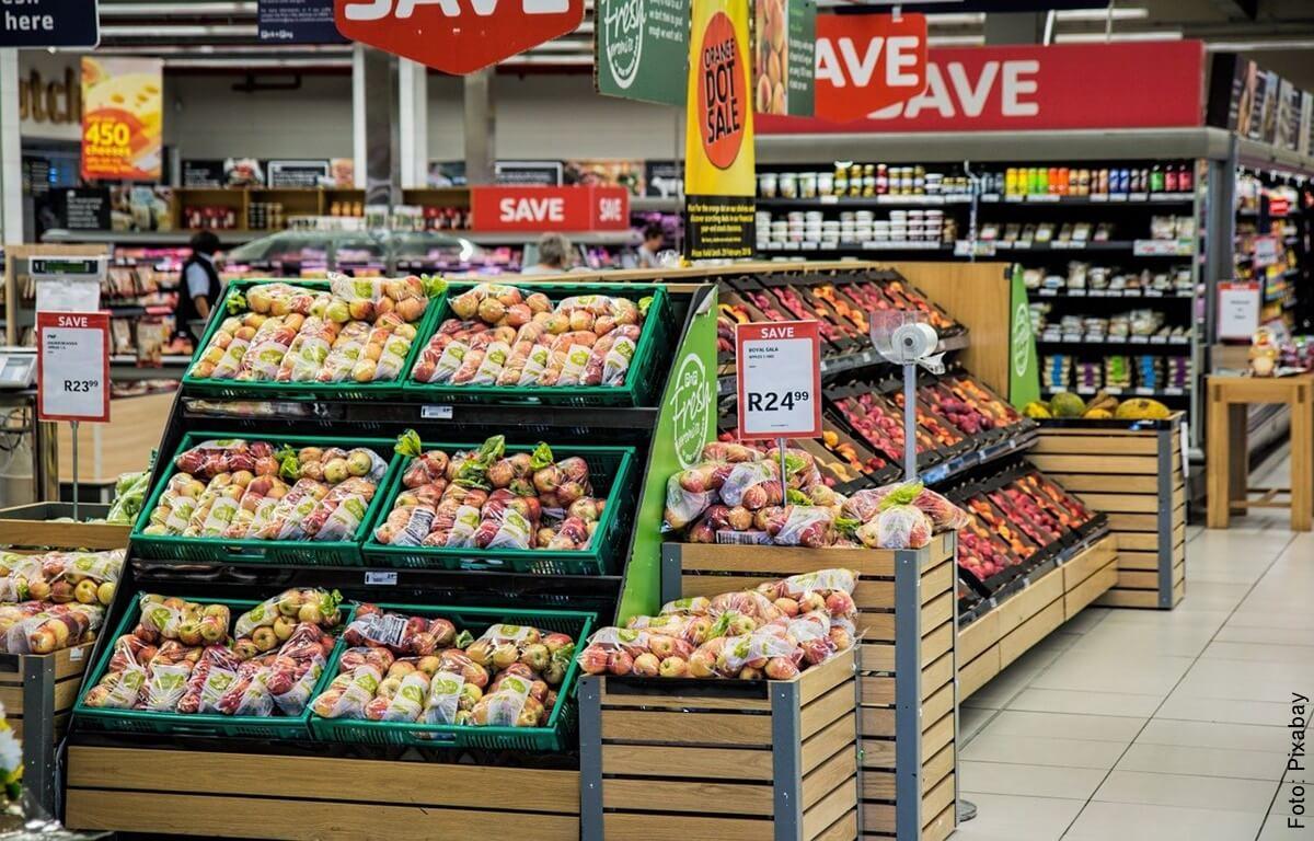 ¿Cuál es el supermercado más barato? ¿D1 ó justo y bueno?