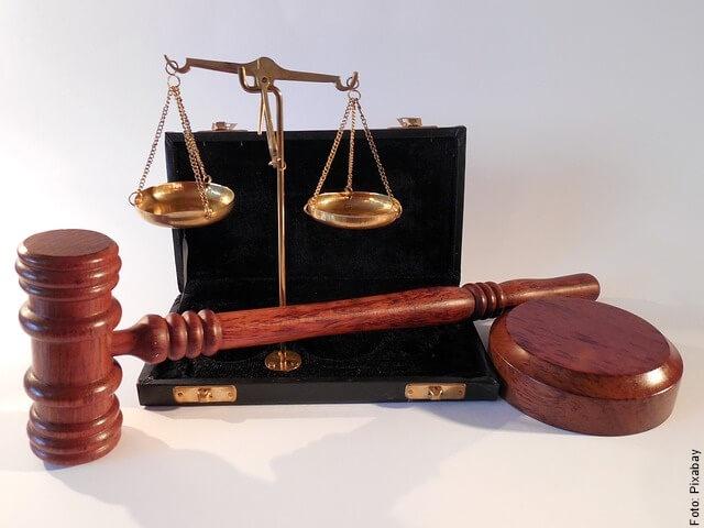 foto de elementos de un abogado