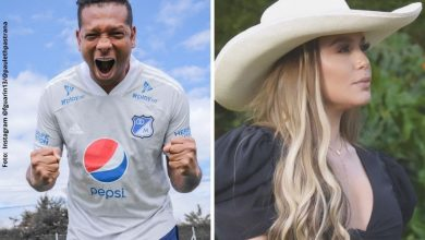 Fredy Guarín confirmó que tiene pareja al dejarse ver muy enamorado