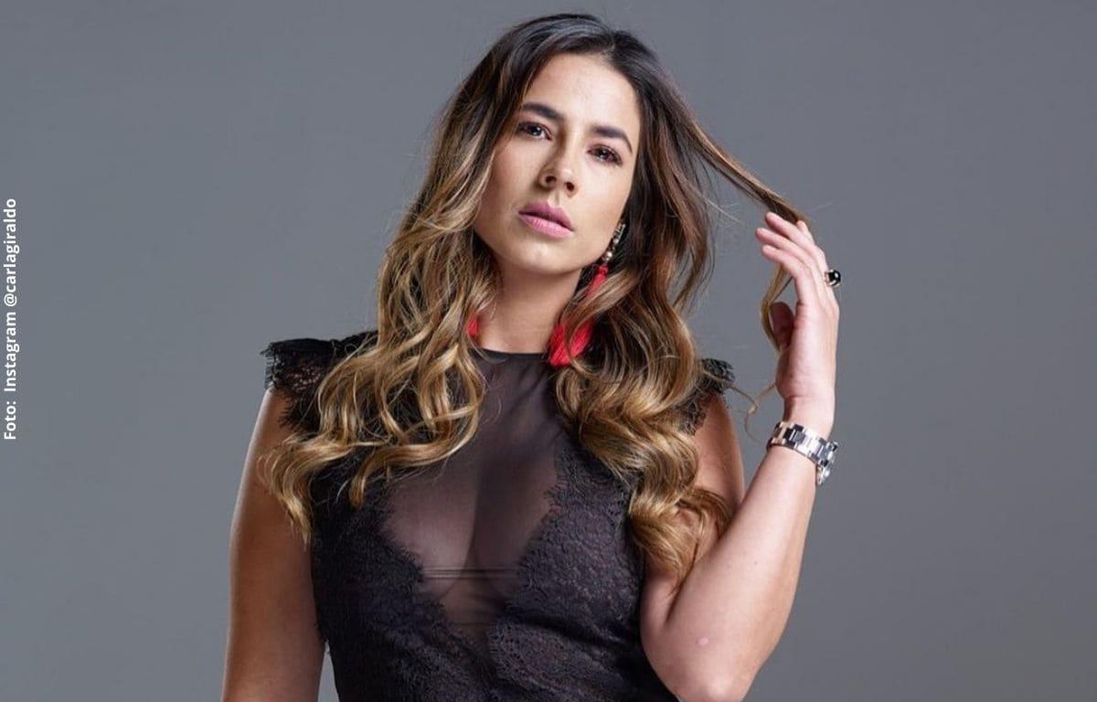 """Hasta la suegra de Carla Giraldo la considera """"conflictiva"""""""