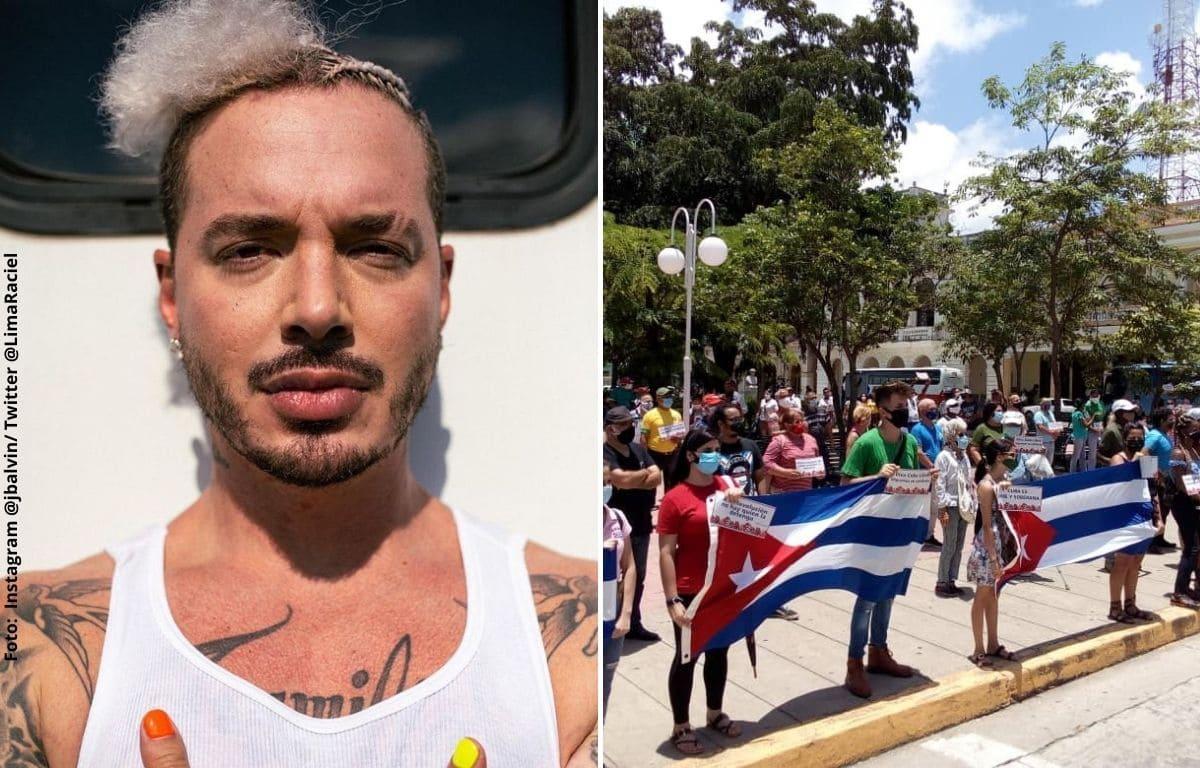 J Balvin desató la furia de los internautas por tweet sobre Cuba