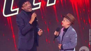 Josué, el niño que ya dan como ganador de 'La Voz Kids'