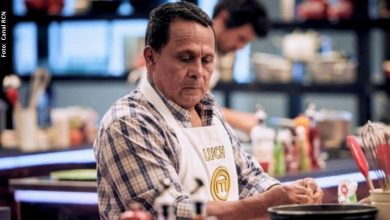 """La pataleta"" que sacó a Lucho Díaz de MasterChef Celebrity"