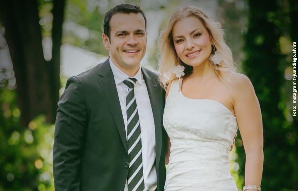 La razón por la que Juan Diego Alvira y su esposa no pueden tener más hijos