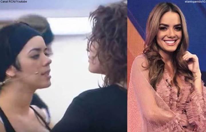 Fotos de Elianis Garrido antes y después
