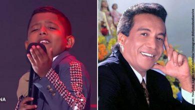 Niño en 'La Voz Kids' sorprendió con su magistral imitación de Diomedes Díaz