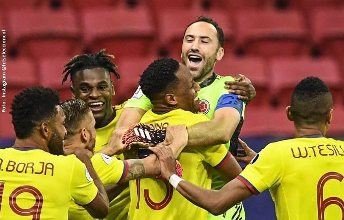 Premio que se llevaría la Selección Colombia si queda de terceras en la Copa América