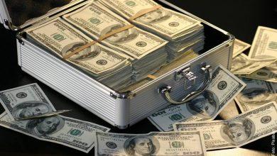 Soñar con dólares puede darte buena suerte