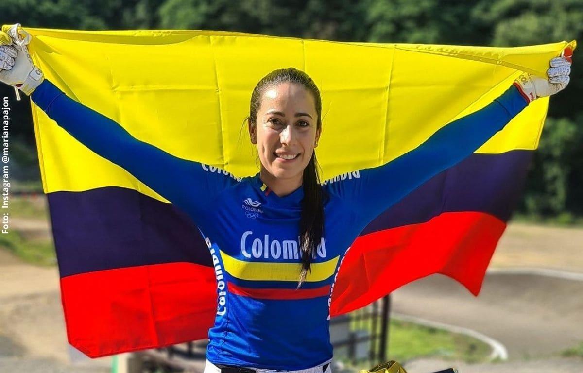 Tras ganar medalla, Mariana Pajón reveló que recibió amenazas