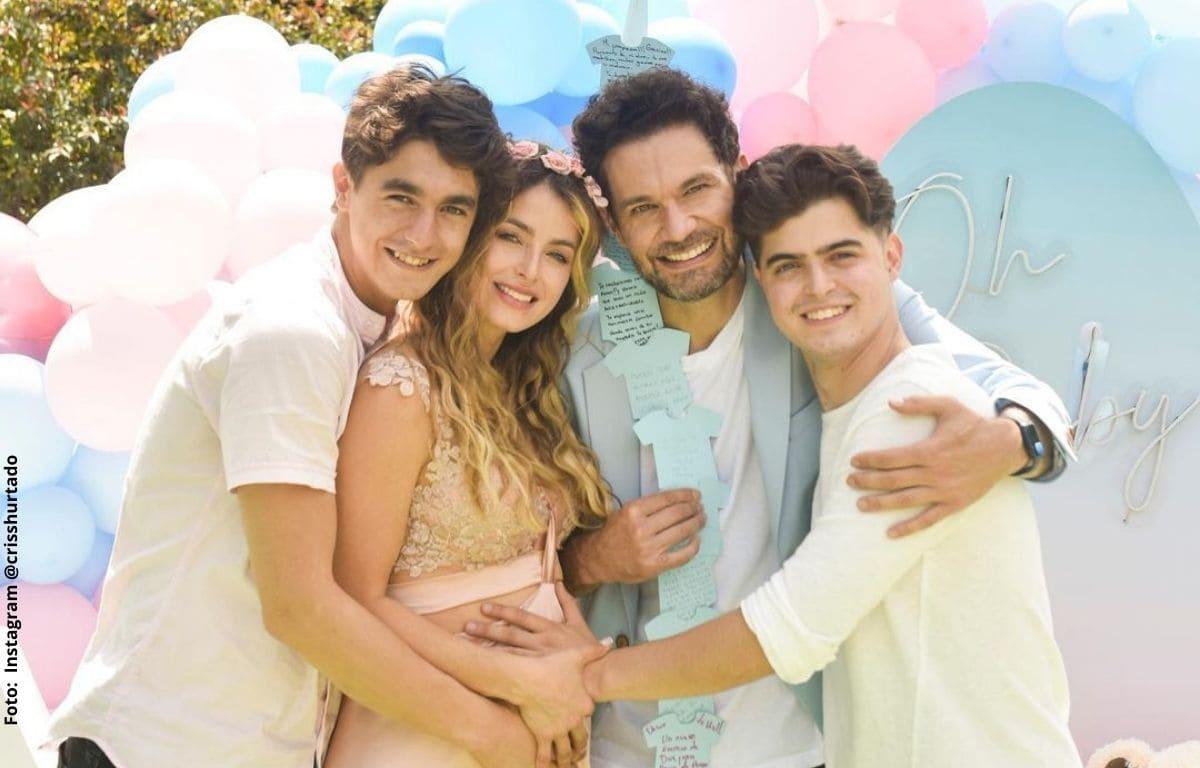 ¿A qué se dedican los hijos mayores de Cristina Hurtado y Josse Narváez?