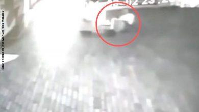 Alcalde de Armenia publica video donde fantasma ataca a un celador