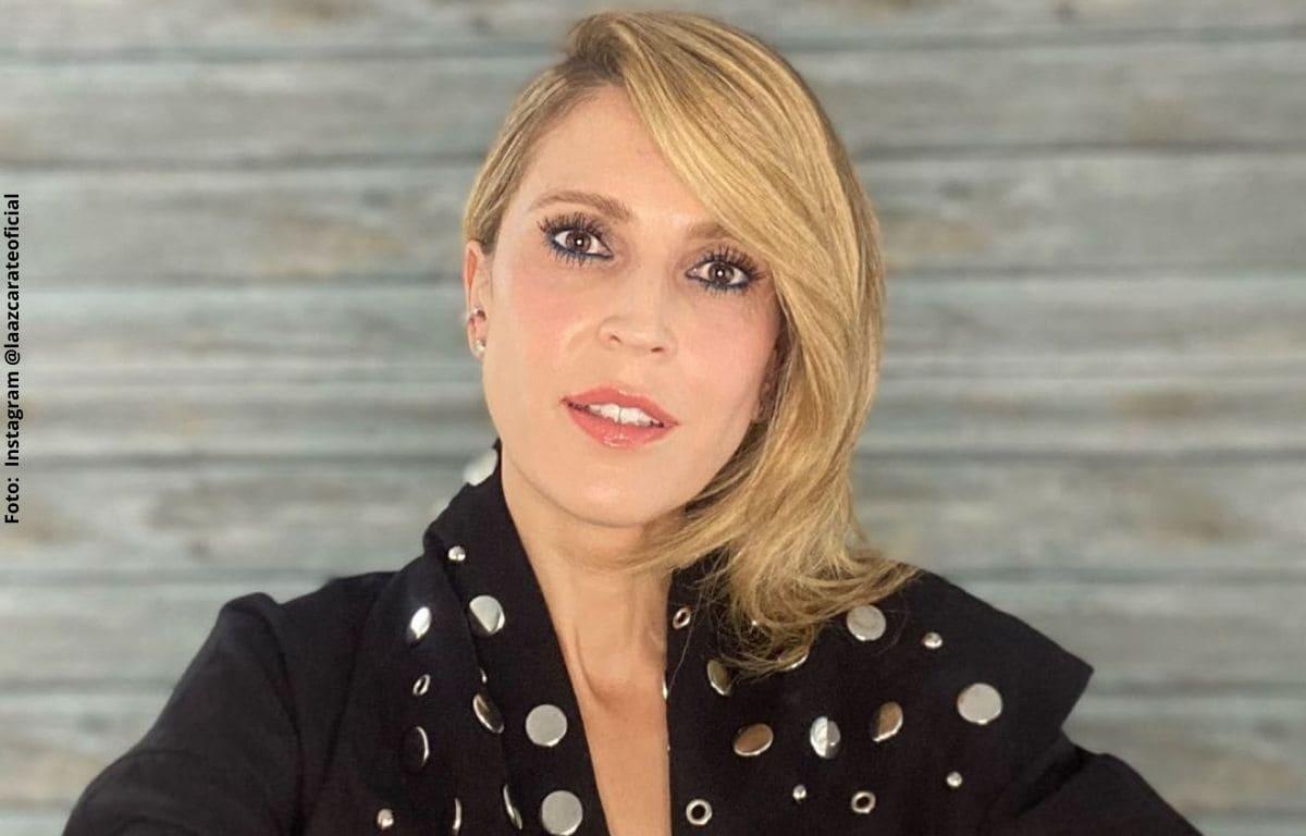 Alejandra Azcárate reapareció con reflexión sobre escándalo que la rodea