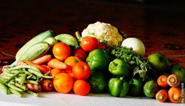 foto de alimentos