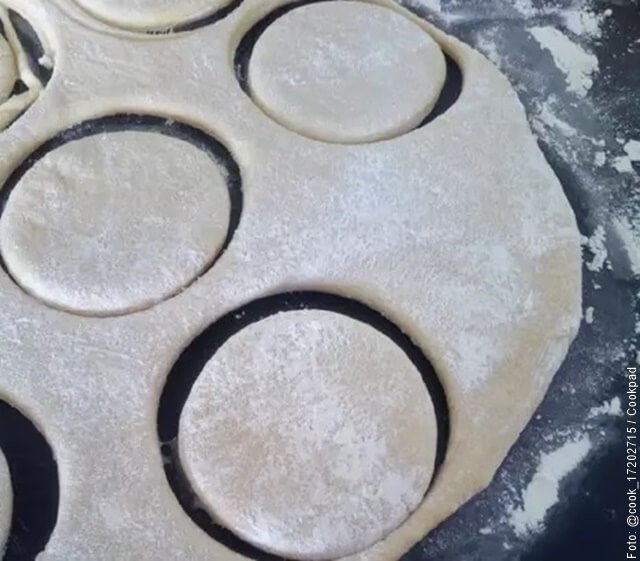 foto de cómo hacer churros
