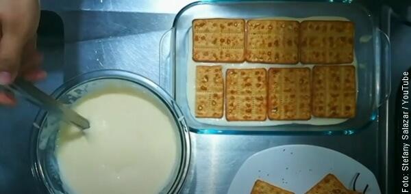 foto de cómo hacer postre 3 leches