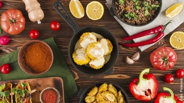 foto de platos colombianos