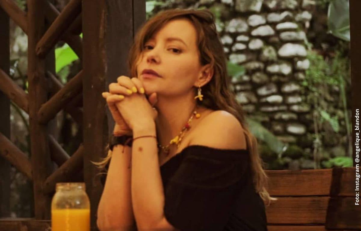 Entre lágrimas, Angélica Blandón denuncia discriminación en notarías