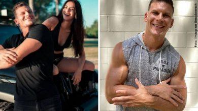 Ex de Jessica Cediel ya tiene novia, pero detalle en su boca generó risas