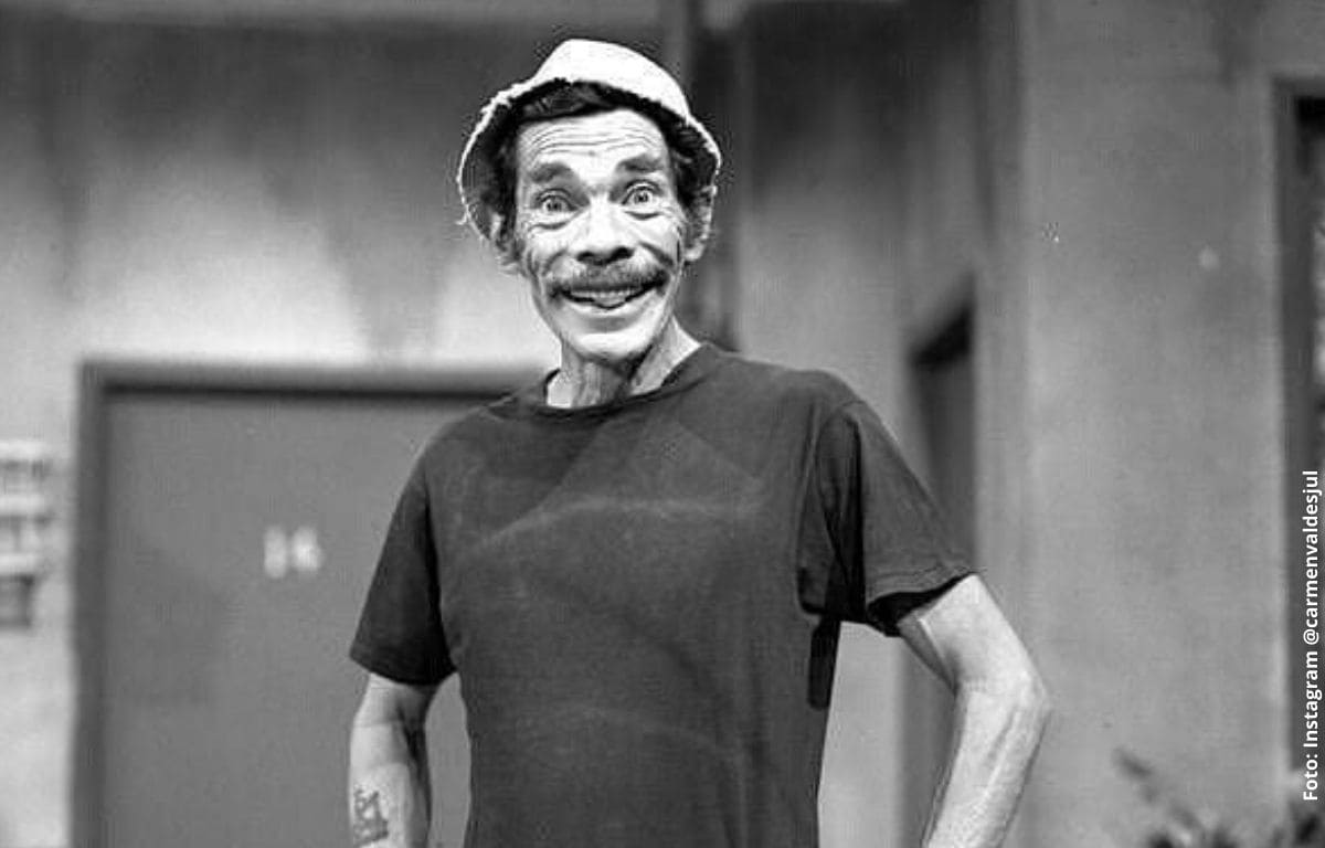 Joven y guapo, así lucía 'Don Ramón' antes de 'El Chavo del 8'