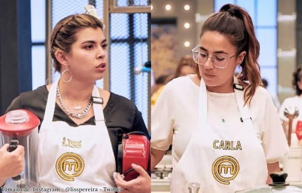 Liss Pereira dio terrible paliza a Carla Giraldo en Twitter
