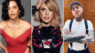 Los famosos que no apoyan a Alejandra Azcárate
