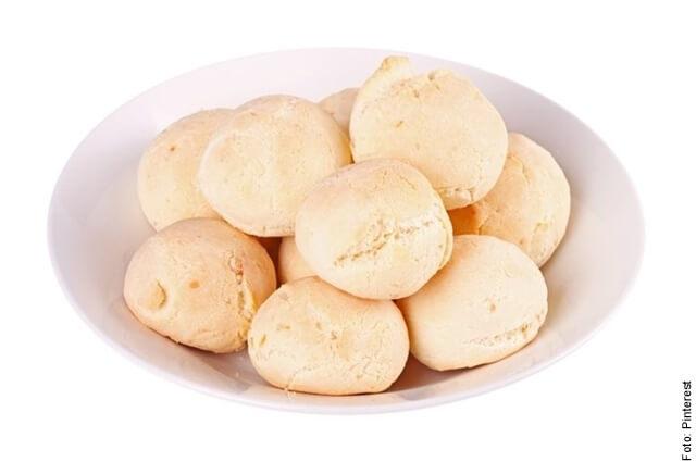 foto de pan de yuca