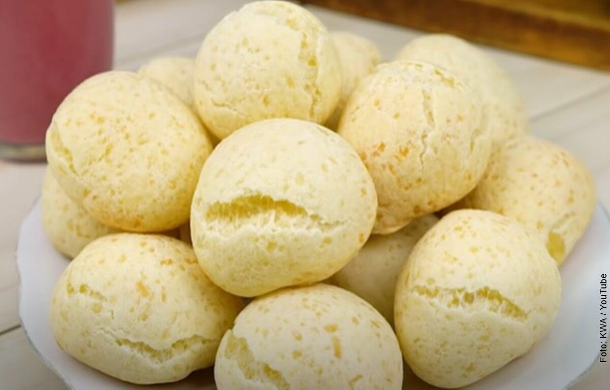 Pan de yuca, receta práctica y deliciosa