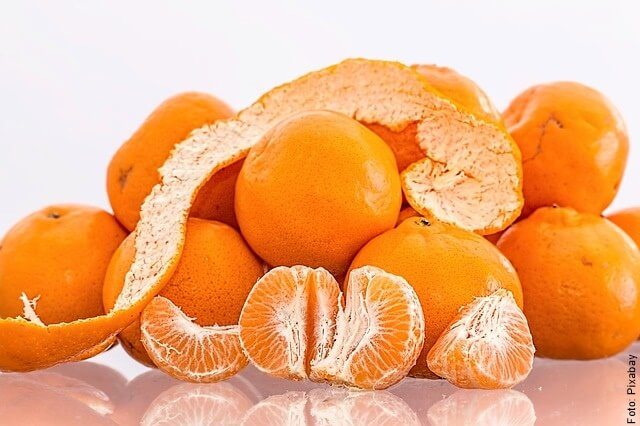 foto de mandarinas