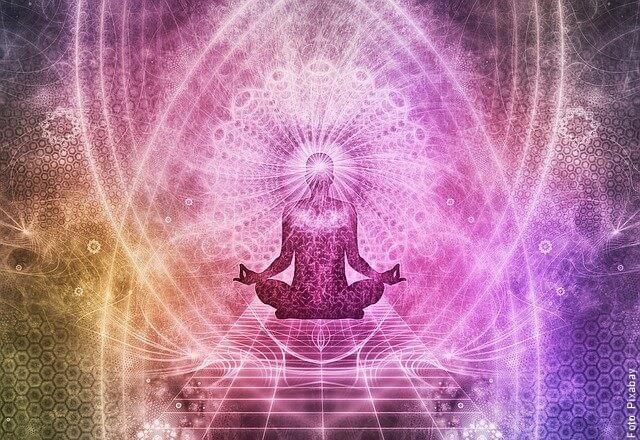 ilustración de espiritualidad