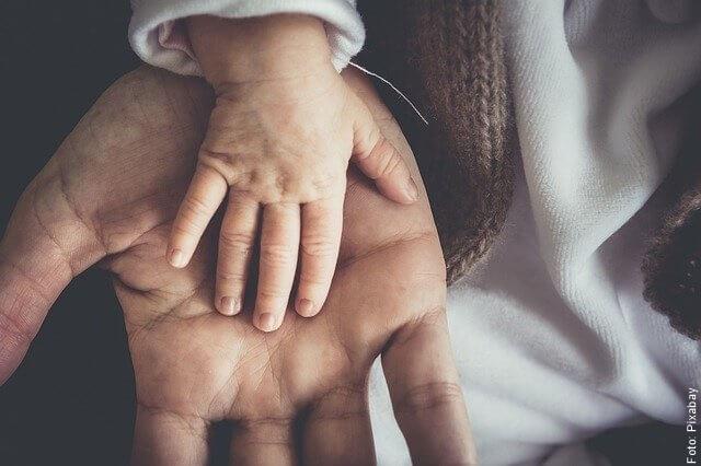 foto de manos