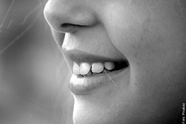 foto de dientes