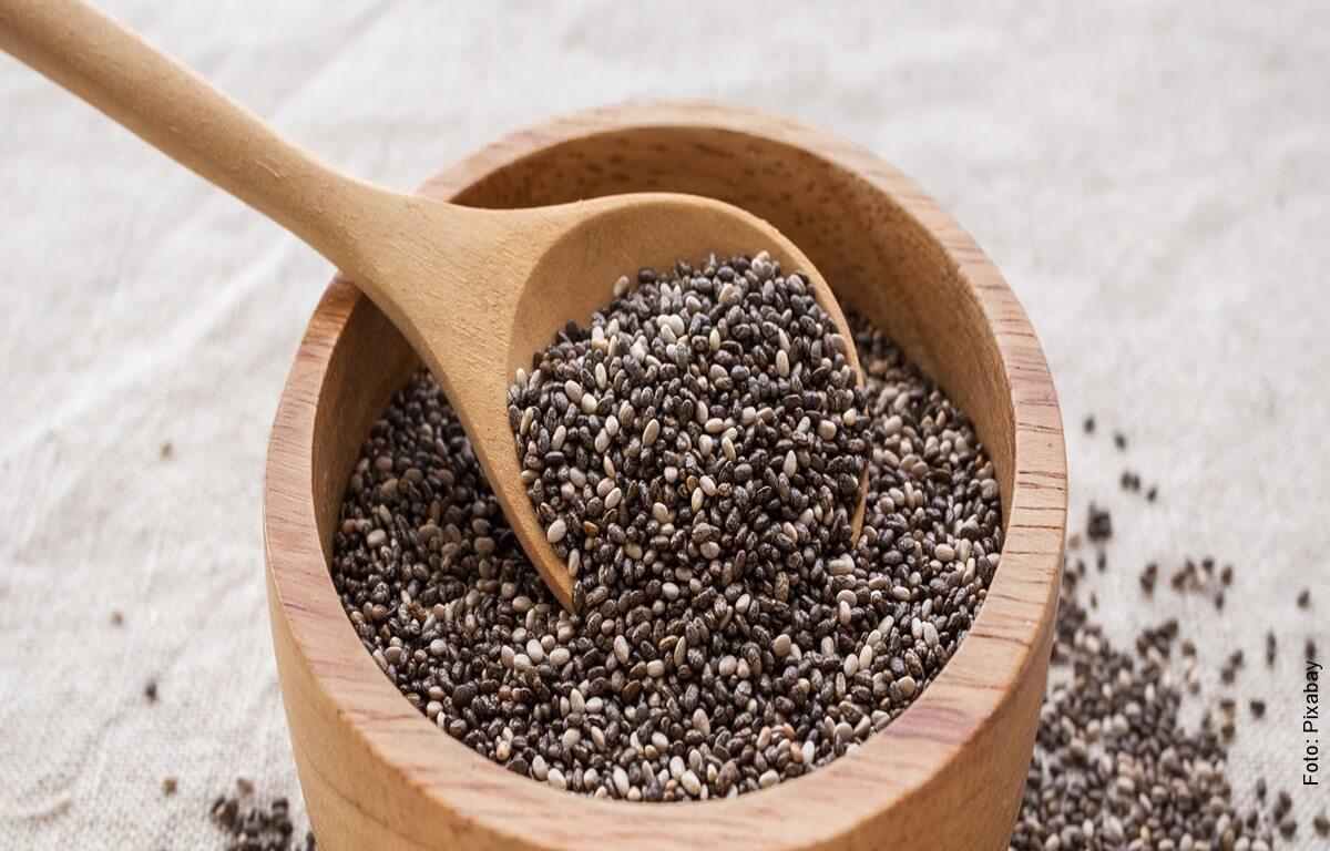 Para qué sirve la semilla de chía, empieza consumirla