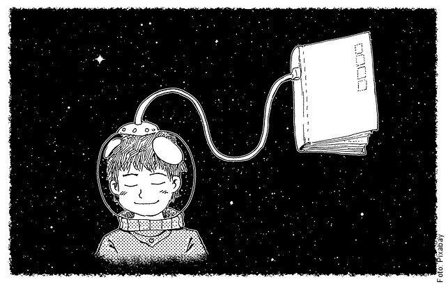 ilustración de soñar