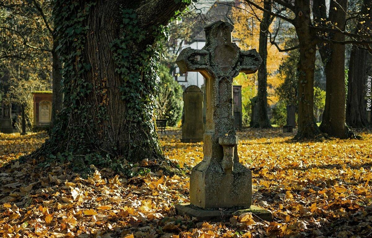 Soñar con cementerio, ¿qué significado tiene?