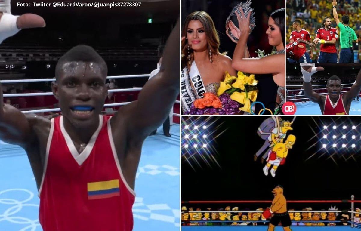 """Yuberjen Martínez perdió en boxeo y colombianos aseguran que fue un """"robo"""""""