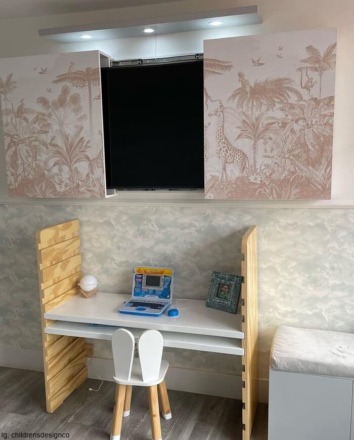Foto remodelación habitación de Valentino