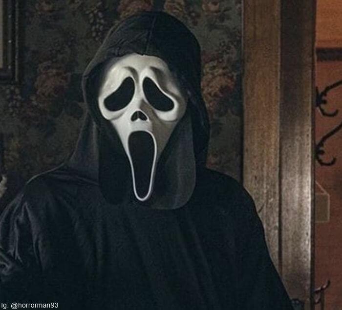 Ghostface de la película Scream