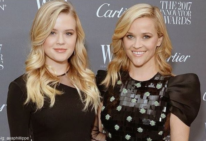 Foto de Reese Witherspoon y Ava Phillippe