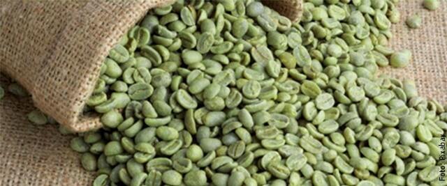 foto de café verde
