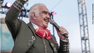 Caracol producirán bionovela sobre Vicente Fernández
