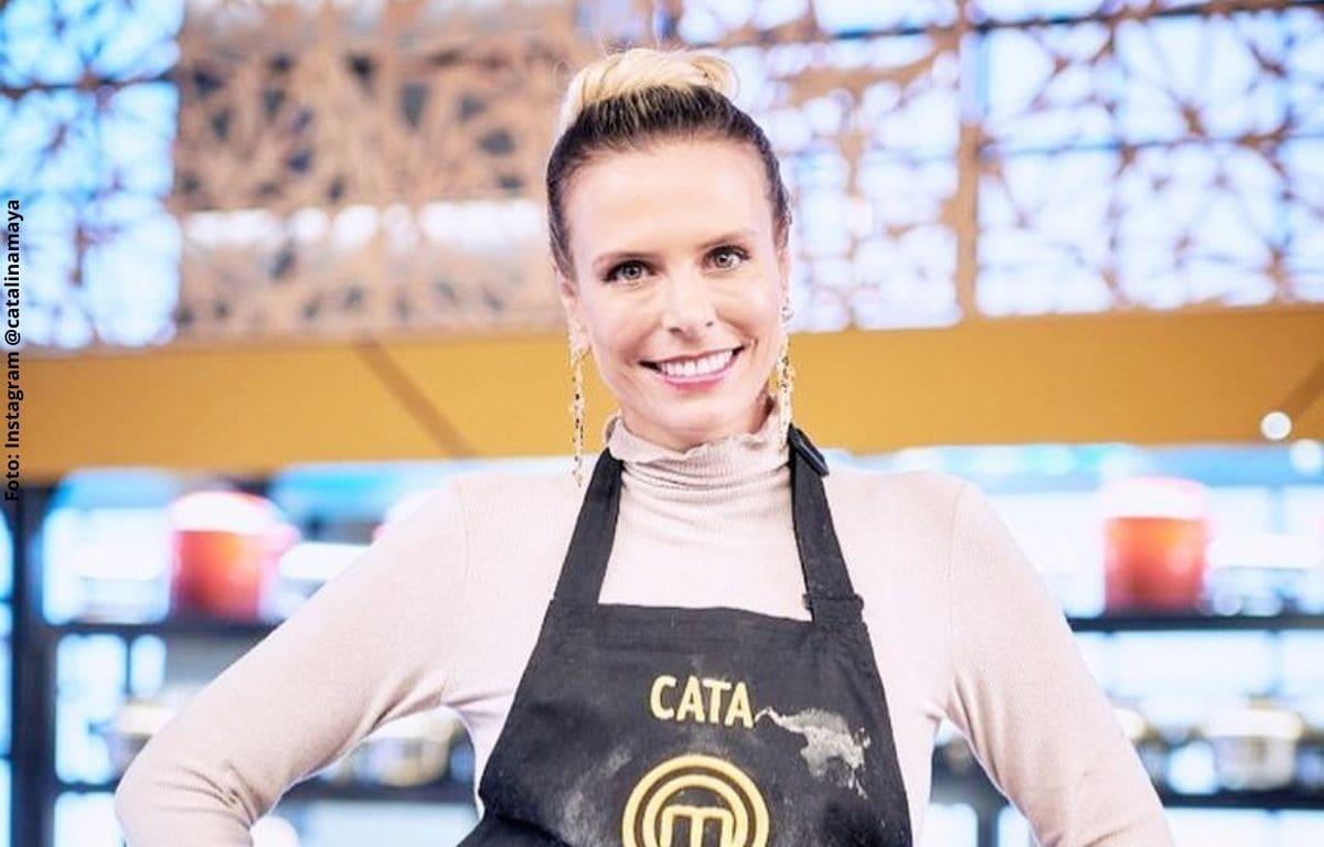 Catalina Maya volvió a 'MasterChef' y los televidentes lo lamentan