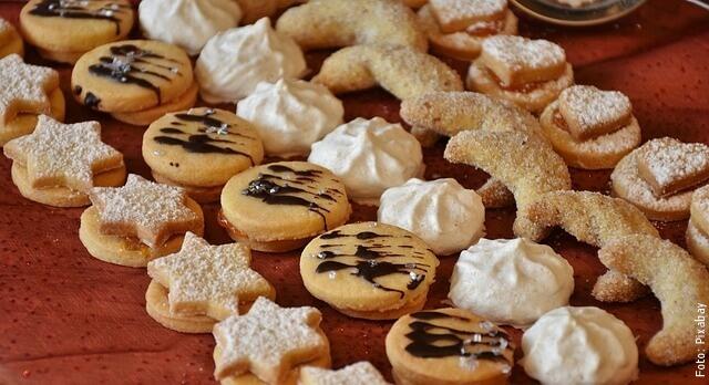 foto de galletas