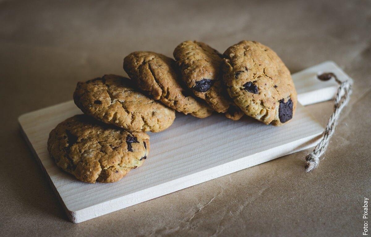 ¿Cómo hacer galletas sin horno? Receta práctica