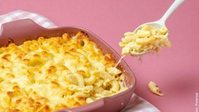 ¿Cómo hacer macarrones con queso? Sigue estos pasos
