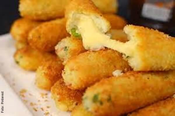 foto de palitos de queso