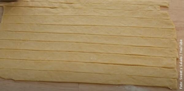 foto de harina para palitos de queso