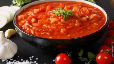 Cómo hacer salsa napolitana, sigue estos pasos