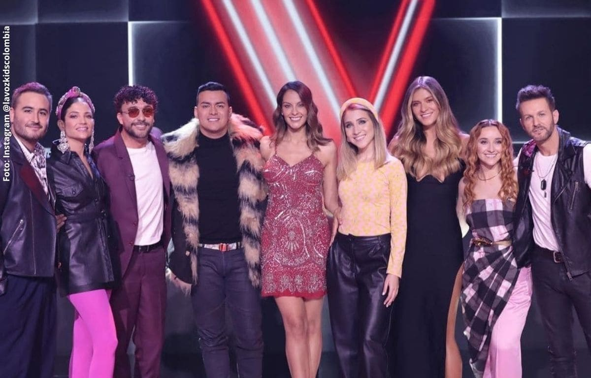 El cambio que tendrá 'La Voz Kids' que dejó tristes a los televidentes