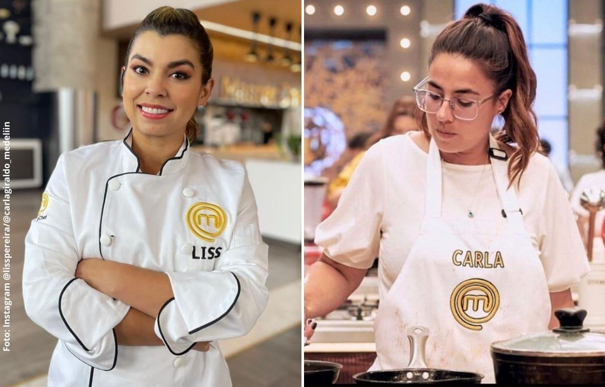 El vainazo de Liss Pereira a Carla Giraldo en 'MasterChef Celebrity'